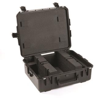 Transport case for 2x DCNM-IDESK