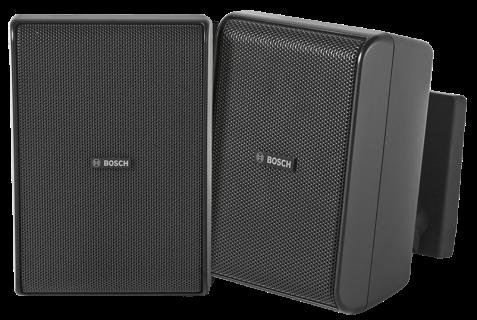 """Cabinet speaker 5"""" 70/100V black pair"""