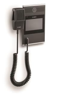 Wallmount LCD call station