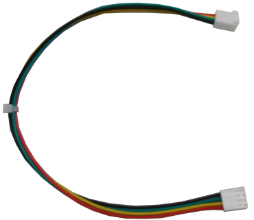 B501-10 Câble connexion rapide, SDI2, 10pcs