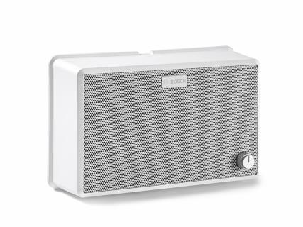 ABS cabinet loudspeaker 6 W with VC