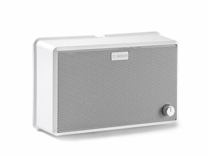 Alto-falante de parede ABS 6W com VC