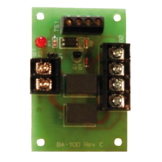EVB-BA100 Backup amplifier switching module