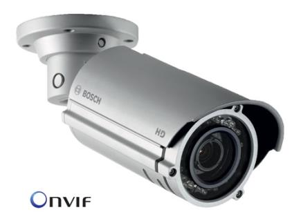 HD 720p Day/Night Infrared IP Bullet Camera