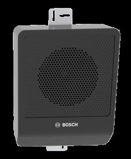 Cabinet speaker 6W flat black
