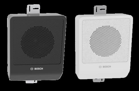 LB10-UC06-Fx Alto-falantes de gabinete, 6 W, plano