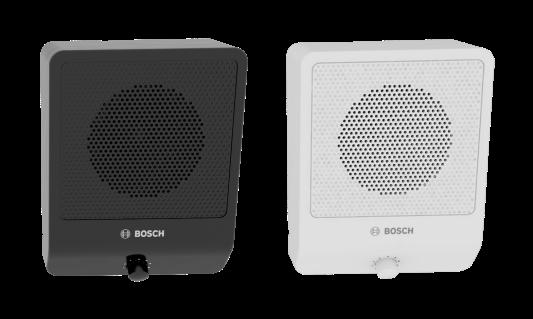 Głośniki w obudowach LB10-UC06V-x, 6W, regulator głośności
