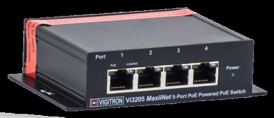 Video-Switch, Koax-Uplink, VI-COAX-3205