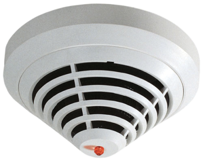 Smoke detector, optical