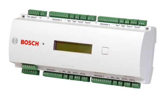 Door controller RS485 with CF card