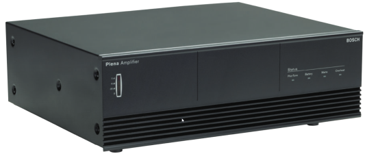 Power amplifier, 1x480W