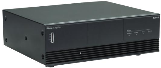 Amplificatore di potenza, 1x480W