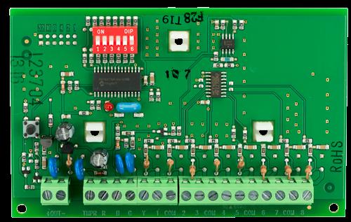 DX2010 Series Input Expander