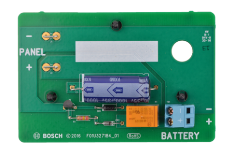 Low battery disconnect module