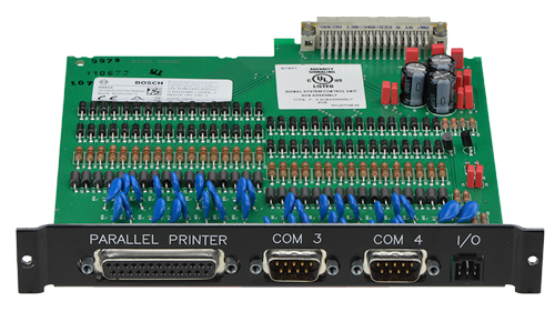 Carte de terminaison processeur