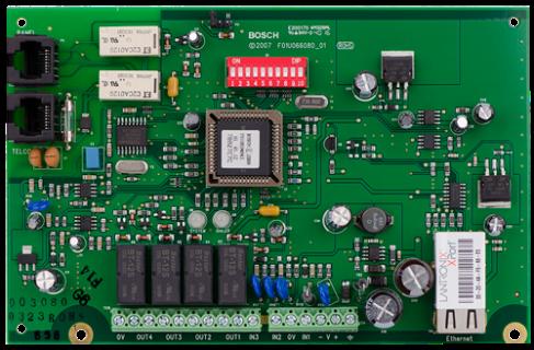 C900V2 Modulo Ethernet captura del comunicador