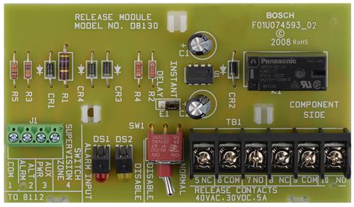 Door release module