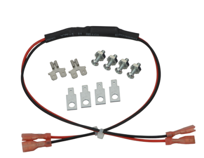 D122 Dual battery harness, 17