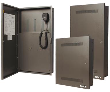 Bosch EVAX Systems - Voice Evacuation Applications