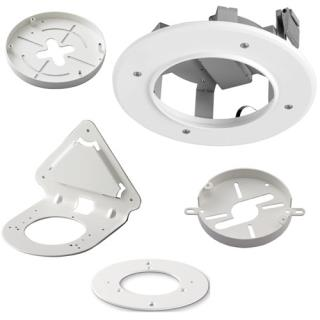 IP200 Dome camera mounts