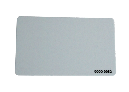 Address configuration card set for OSDP