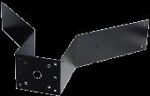 MIC-CMB-BD Corner mount bracket, black