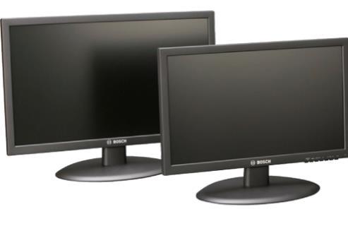 Monitores LED HD serie UML de alto rendimiento de 19 y 22 pulgadas