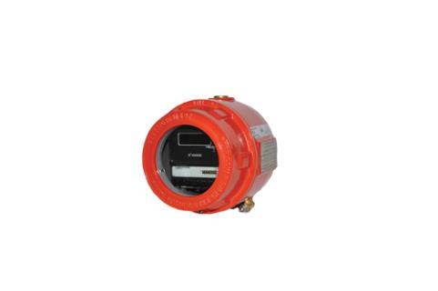 Detector llama antideflagrante Ex d, IR3