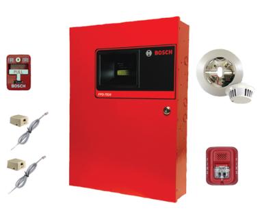 Fire panel kit, basic