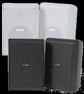 LB20-PC60EW-5音箱,5英寸,70/100V,IP65,一对