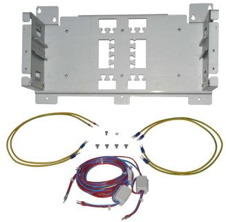 Mounting kit for Ethernet switch