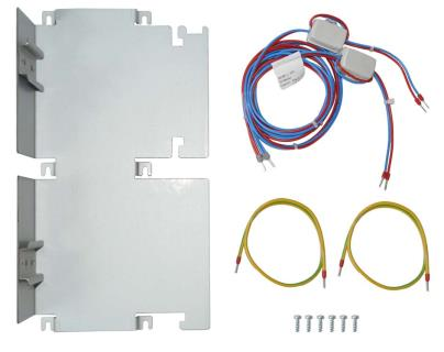 Mounting kit for media converter