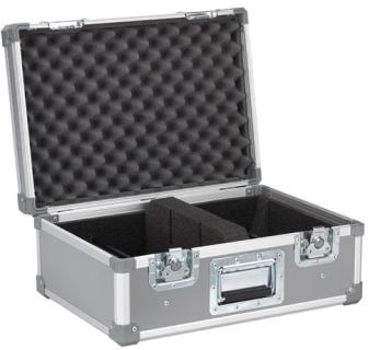 Transport case for 2x DCN-IDESK