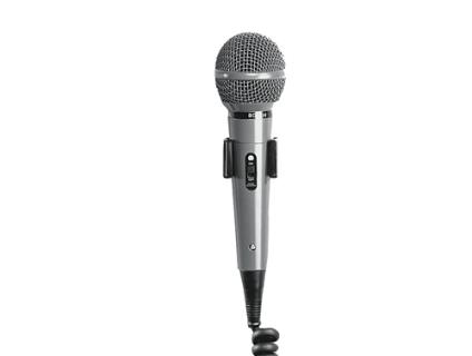 Dynamic microphone, uni-directional