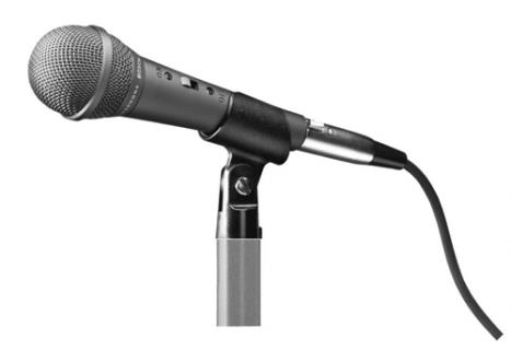 LBC2900/xx Unidirectional handheld microphone