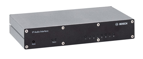 IP audio interface
