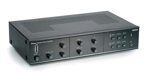 LBB1925/10 System preamplifier, 6-zone