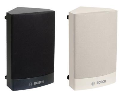 LB1-CW06-x1 Corner cabinet loudspeaker