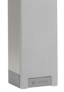 Line array loudspeaker, 60W