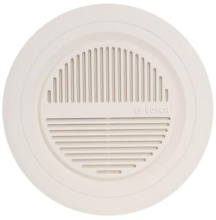 Ceiling loudspeaker, 6W, ABS with clamps