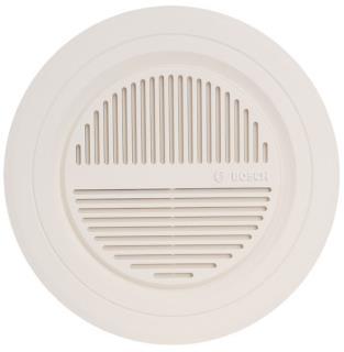 Haut-parleur de plafond 6W ABS, à pinces