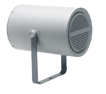 Geluidsprojector luidspreker, 10W, wit