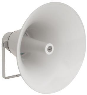 Corneta para sonorização, 50W