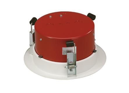 Dome incêndio metálico para LBC3086/41
