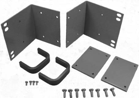 Rack mount kit for D6100