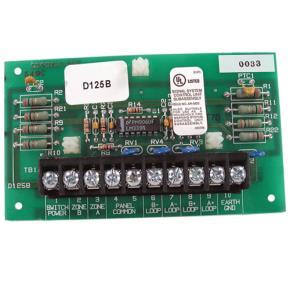 D125B Initiating module, dual class B, 12/24V
