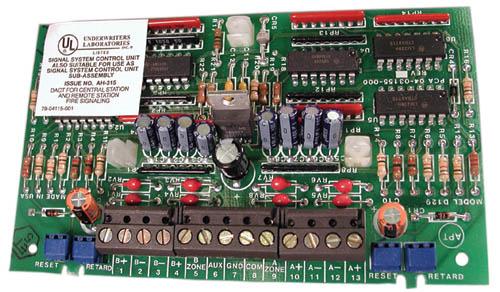 D129 Initiating circuit module, dual class A