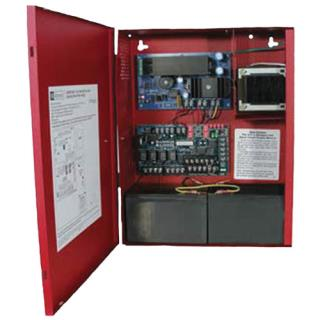 Power extender, NAC  12/24V, red