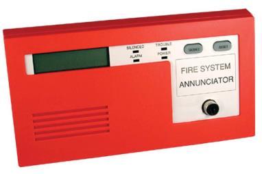 D7036 LCD-ANNUNCIATOR-D7024