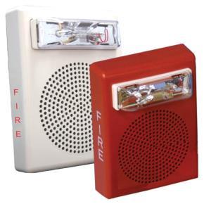 E50 Series Multi‑candela Speaker Strobes